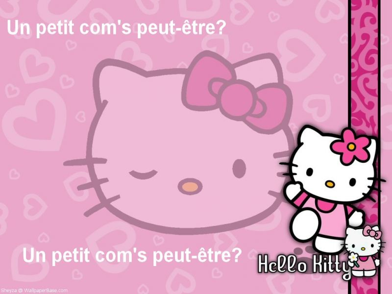 dans Hello Kitty kitty